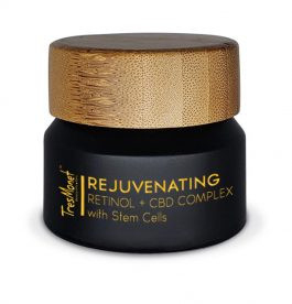 Rejuvenating Retinol + CBD Complex with Stem Cells